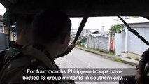 Philippine army says battle for Marawi will end soon