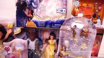 Toys & Dolls from the Beauty and the Beast Live Action Movie with Belle, Gaston, Beast, and More