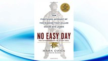 Download PDF No Easy Day: The Firsthand Account of the Mission that Killed Osama Bin Laden FREE