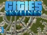 Jeux vidéos Clermont-Ferrand cities skylines - visite de ville qui avance beaucoup épisode 5