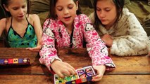 BEAN BOOZLED CHALLENGE! Super Gross Jelly Belly Beans! Jazzy Girl Stuff
