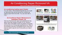 Air Conditioning Richmond VA | Richmond VA Air Conditioning