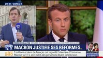 """""""Le mot bordel est un mot vulgaire d'un président vulgaire"""", dit Kalfon"""