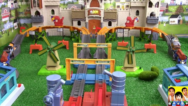 THOMAS AND FRIENDS: The Great Race #139 Thomas and Friends Toy Trains  Thomas & Friends video