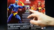 Marvel Legends TRU Exclusive X-Men Dark Phoenix & Cyclops ion figure toy review