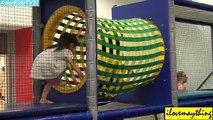 Family Playtime: Kids Indoor Playground Fun - Trampoline, Kiddie Slide, Jump & Bounce, etc..