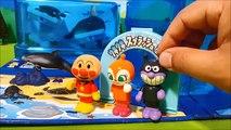 アンパンマン おもちゃ アニメ スプラッシュ水族館で遊ぼう!の巻 ❤ ごっこ 水遊び トイキッズ 子供向け おもちゃアニメ キッズ アニメ&おもちゃ Toy anpanman