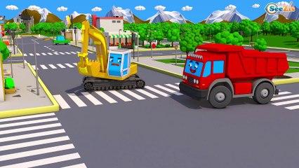 NOVO! Pequeno Trator Para Crianças | Desenhos Animados Carros Bebês Compilação de 20 min