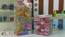 Nuevos NUM NOMS Freezie Pops Family y Triple Berry Cupcake