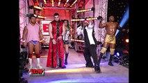 Rob Van Dam (w/ ECW Originals) vs. Elijah Burke (w/ The New Breed)