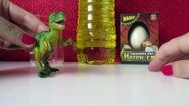 Nacimiento Con De Caseros En Dinosaurio AceiteExperimentos Juguetes Huevo Dinosaurios QdxshrtCB