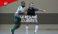 D1 Futsal, Journée 5 : Tous les buts I FFF