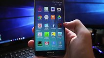 Samsung Galaxy S6 TouchWiz Launcher APK (Download _ Install) - video