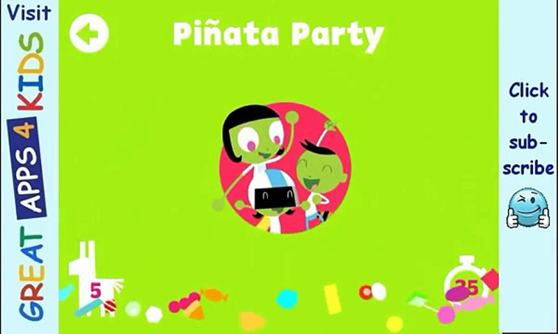 PBS Kids Party | Activity App for Kids