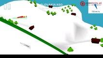 Gra Ski Jump - Mobilne Deluxe Ski Jump