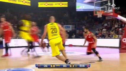 Hightlights Proximus Spirou Basket - BC Ostende (75-92)