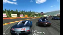 Real Racing 3 Gameplay, Bugatti Veyron 16.4, Circuit de Spa-Francorchamps