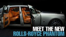 NEWS: Rolls-Royce Phantom VIII makes debut