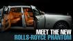 NEWS: Rolls-Royce Phantom VIII makes debut