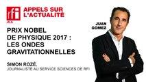 Prix Nobel de physique 2017 : les ondes gravitationnelles