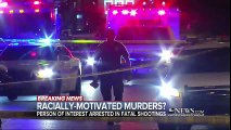 White Man Arrested in 'Cold, Calculated' Killings of 2 Black Men