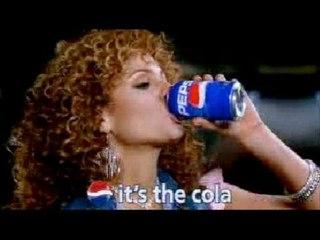 Miri Ben-Ari - Pepsi Commercial
