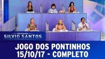 Jogo dos Pontinhos - 15.10.17 - Completo