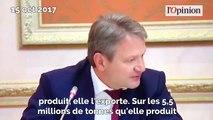 Énorme fou rire de Vladimir Poutine après une gaffe de son ministre de l'Agriculture