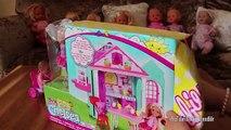 Baby Dolls Playhouse Nursery Centre Baby Dolls Bathing Eating Cycling Rocking Nursery Rhymes
