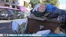 Le 18:18 - Grève des poubelles : les Marseillais n'en peuvent plus