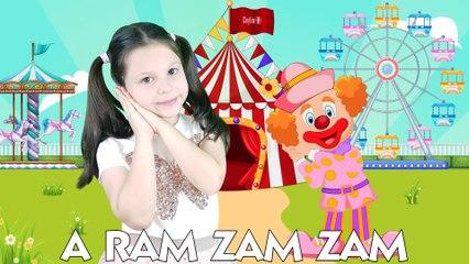 Ceylin-H | A Ram Zam Zam Mini Club Song & Dance