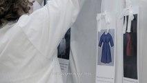 7. La robe Armide de l'époque Yves Saint Laurent