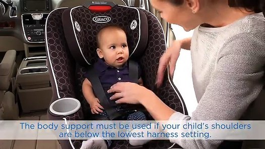Graco Contender 65 Car Seat - How to Install - Vidéo ...