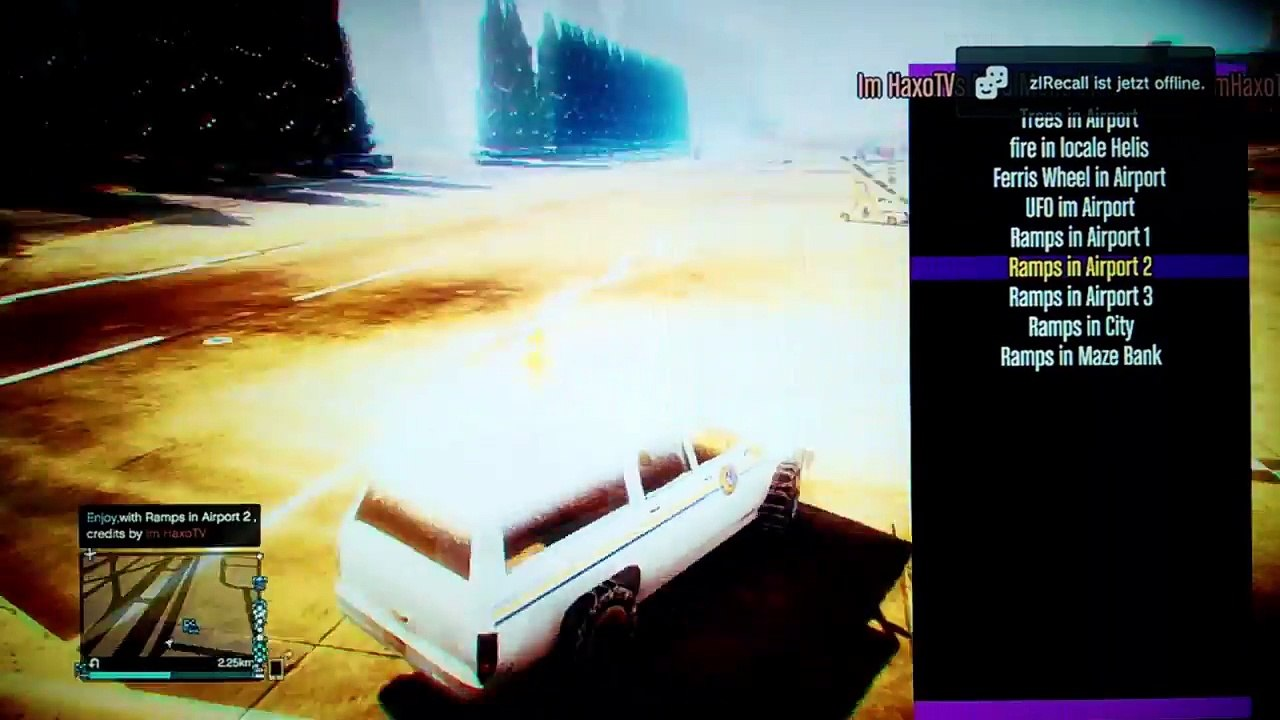 PS3 GTA 5 1 27 Mod Menu Online/Offline + Download