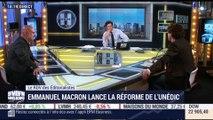 Le Rendez-Vous des Éditorialistes: Emmanuel Macron lance la réforme de l'Unédic - 16/10