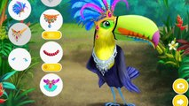 Animals Care Games for Kids - Baby Jungle Animal Hair Salon - Fun Gameplay Video for Toddlers