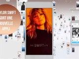 Dialoguez avec Taylor Swift via une nouvelle appli