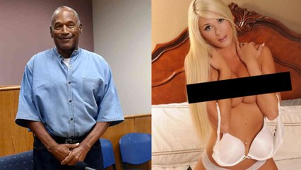 OJ Simpson Celebrates Freedom with Hooker That Looks Like His Dead Wife