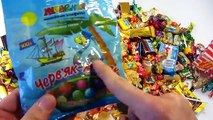 A Lot Of CANDY! SWEET MAN GOES NUTS! MANY Jelly CANDIES! Video For Kids FUN!