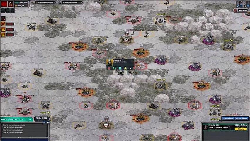 WAR COMMANDER - APOLLO BASE 65 - CORPUS BASE 65 - EASY | Godialy.com