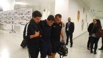 Bursaspor Maçında Sakatlanan Osmanlısporlu Josue, Stattan Ayrılırken Ağladı