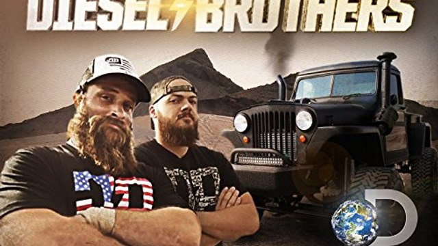 Watch Now-Diesel Brothers-  Season 3, Episode 7