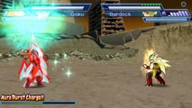 DRAGON BALL SHIN BUDOKAI 2 ANDROID PC - DRAGON BALL SUPER - VERSION FINAL 2