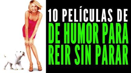 Las 10 mejores películas de humor para reír sin parar