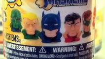 DC Comics Batman Superman Mash Ems Mystery Blind Capsules Opening! by Bins Toy Bin