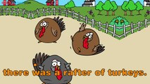 Why Turkeys Can't Fly - Thanksgiving Stories - Kids Books - Made by Red Cat Read