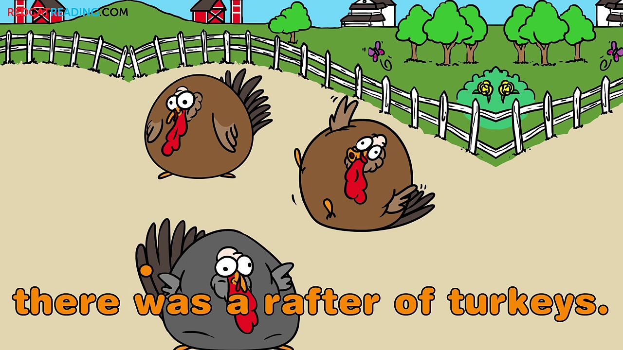 Why Turkeys Can't Fly – Thanksgiving Stories – Kids Books – Made by Red Cat Read