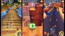 Looney Tunes Dash - BUGS BUNNY Elmer Fudd vs THE ROAD RUNNER vs Wile E. Coyote