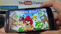 Review aplicaciones juegos para android gratis android Huawei Ascend G610 comoco
