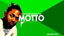Kendrick Lamar x Young Thug Type Beat - MOTTO / Hiphop Trap Rap Instrumental 2017 / Free Type Beat